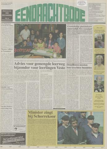 Eendrachtbode (1945-heden)/Mededeelingenblad voor het eiland Tholen (1944/45) 2004-07-15
