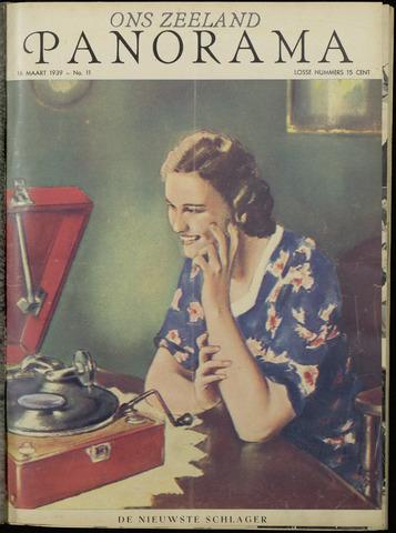 Ons Zeeland / Zeeuwsche editie 1939-03-16