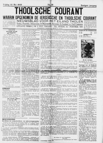 Ierseksche en Thoolsche Courant 1943-05-14
