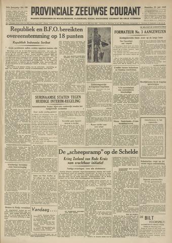 Provinciale Zeeuwse Courant 1949-07-25