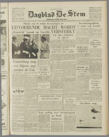 de Stem 1958-05-21