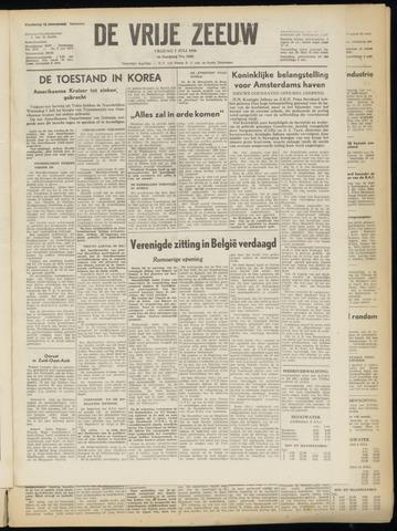 de Vrije Zeeuw 1950-07-07
