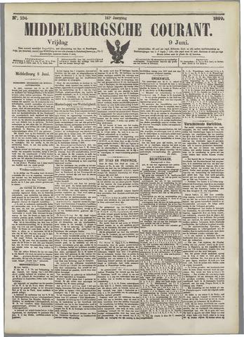 Middelburgsche Courant 1899-06-09