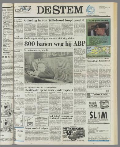 de Stem 1992-03-21