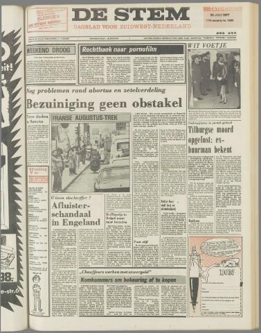 de Stem 1977-07-30