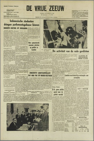 de Vrije Zeeuw 1966-08-26