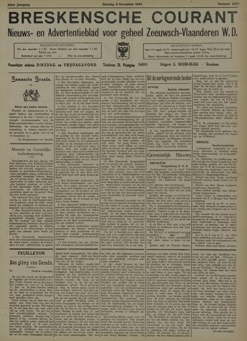 Breskensche Courant 1938-11-08