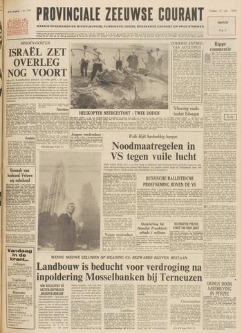 Provinciale Zeeuwse Courant 1970-07-31
