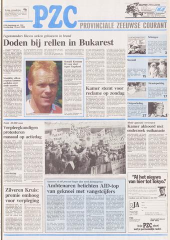 Provinciale Zeeuwse Courant 1990-06-14