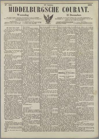 Middelburgsche Courant 1895-12-11