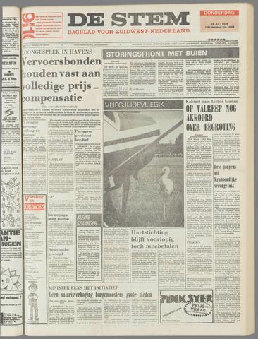 de Stem 1976-07-15