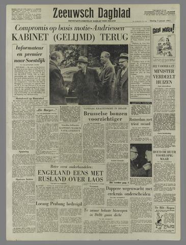 Zeeuwsch Dagblad 1961-01-03