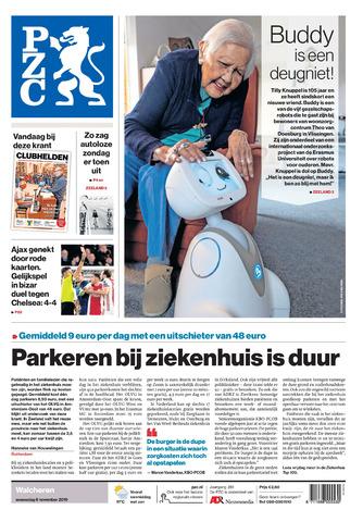 Provinciale Zeeuwse Courant 2019-11-06