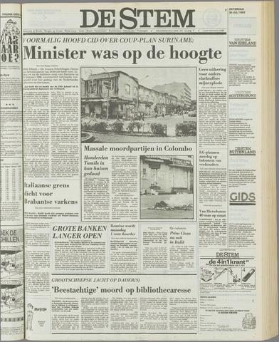 de Stem 1983-07-30