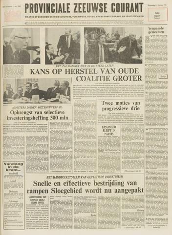 Provinciale Zeeuwse Courant 1972-10-11