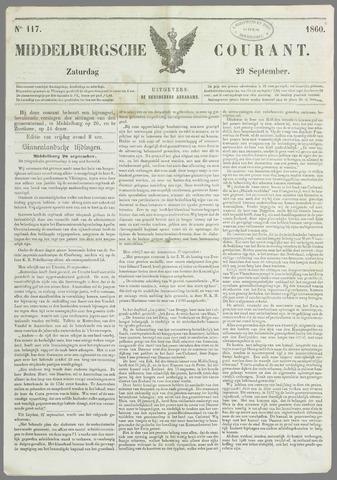 Middelburgsche Courant 1860-09-29