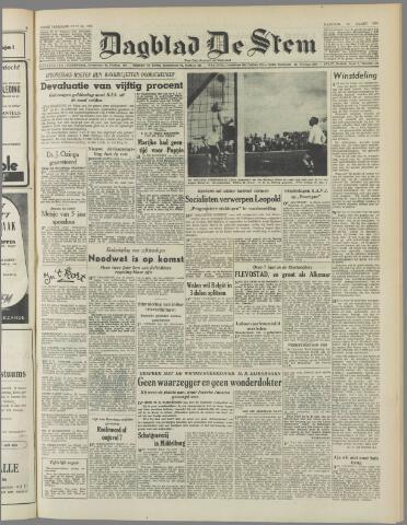 de Stem 1950-03-20