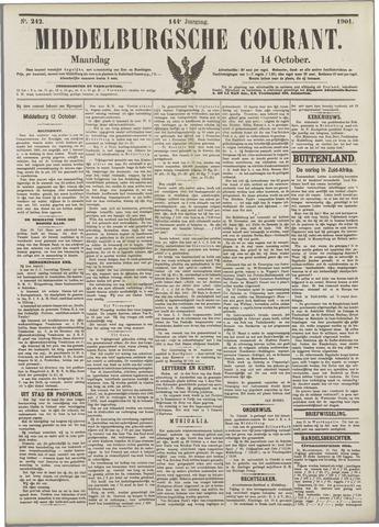 Middelburgsche Courant 1901-10-14