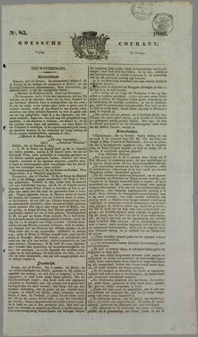 Goessche Courant 1835-10-23