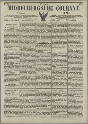 Middelburgsche Courant 1897-05-14