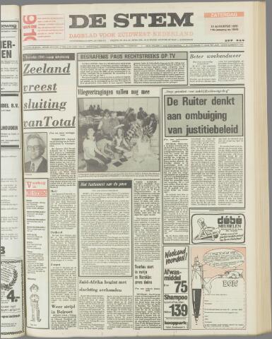 de Stem 1978-08-12