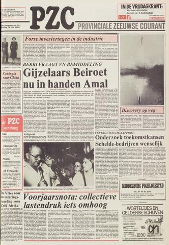 Provinciale Zeeuwse Courant 1985-06-18