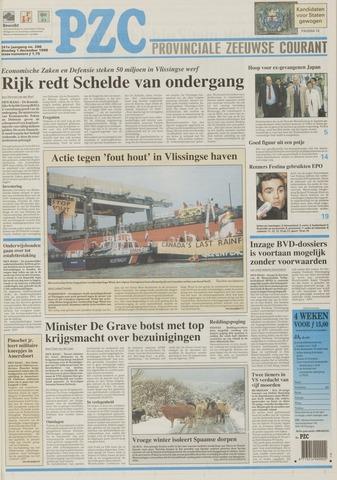Provinciale Zeeuwse Courant 1998-12-01