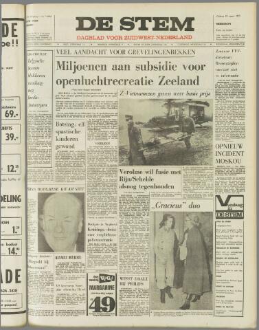 de Stem 1971-03-19