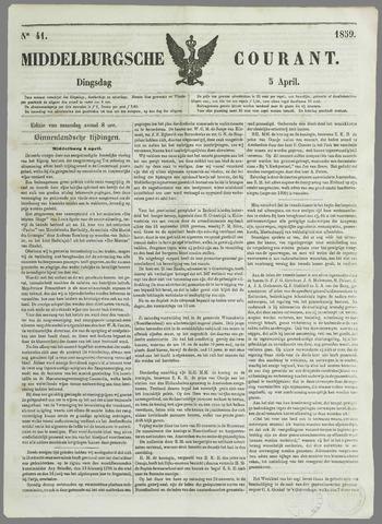 Middelburgsche Courant 1859-04-05