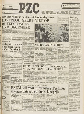 Provinciale Zeeuwse Courant 1973-11-17