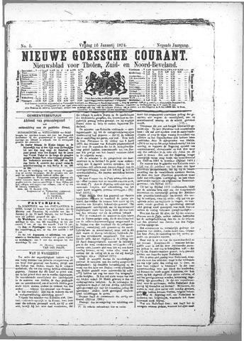Nieuwe Goessche Courant 1874-01-16