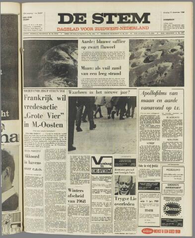de Stem 1968-12-31