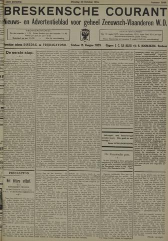 Breskensche Courant 1934-10-30