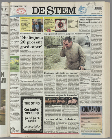 de Stem 1996-01-11