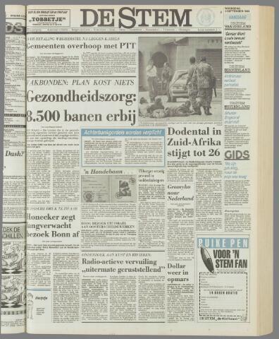 de Stem 1984-09-05