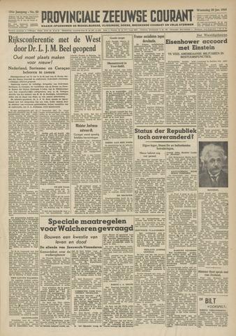 Provinciale Zeeuwse Courant 1948-01-28