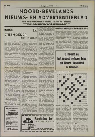 Noord-Bevelands Nieuws- en advertentieblad 1981-04-02