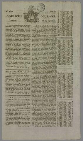 Goessche Courant 1820-09-29