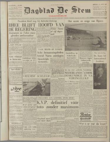 de Stem 1960-04-25
