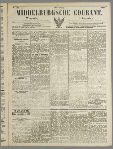 Middelburgsche Courant 1905-08-02
