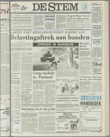 de Stem 1985-09-10