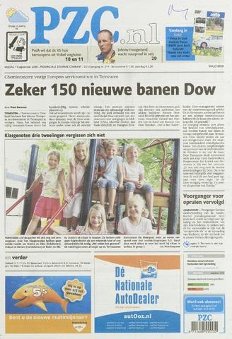 Provinciale Zeeuwse Courant 2009-09-11