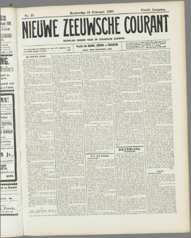 Nieuwe Zeeuwsche Courant 1908-02-13
