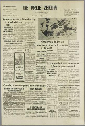 de Vrije Zeeuw 1967-01-26