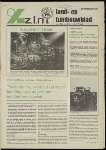 Zeeuwsch landbouwblad ... ZLM land- en tuinbouwblad 1982-02-05