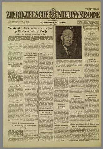 Zierikzeesche Nieuwsbode 1959-11-02