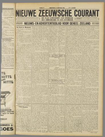 Nieuwe Zeeuwsche Courant 1932-08-18