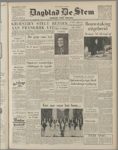 de Stem 1960-03-14