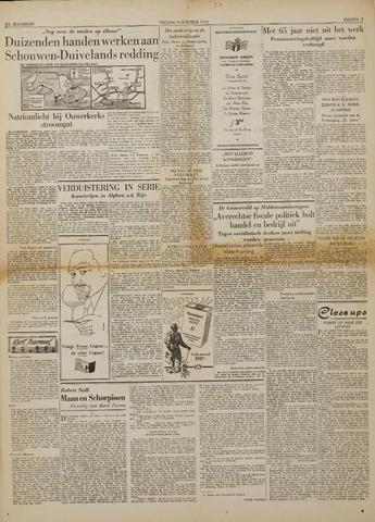 Watersnood documentatie 1953 - kranten 1953-10-09