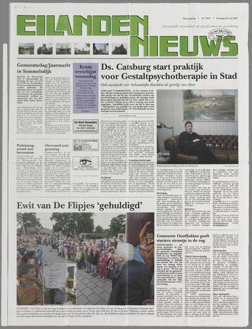 Eilanden-nieuws. Christelijk streekblad op gereformeerde grondslag 2007-05-22